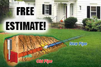 get a free estimate for your repiping needs